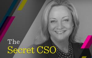 Secret CSO:  Jill Allison, Kudelski Security