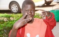 We found him: Desperate helpless boy found in Kamwokya