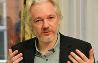 WikiLeaks' Assange says to leave Ecuador embassy