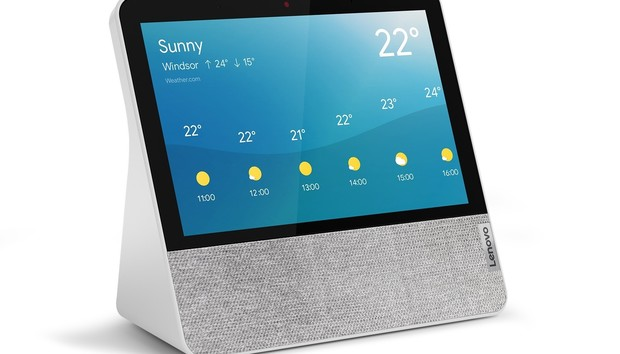 Lenovo doubles down on its Google Assistant-powered Smart Display line with a new 7-inch version