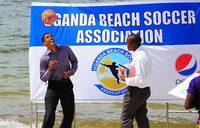 Uganda Beach Soccer Association suspends players