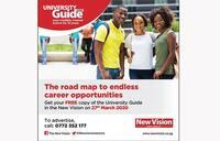 New Vision produces unique University Guide Magazine