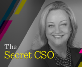 Secret CSO:  Jill Allison, Kudelski Security