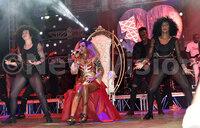 Sheebah wows fans at Nkwatako concert