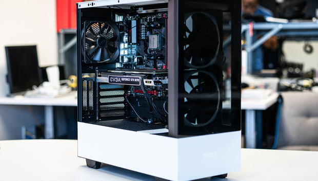 Hands-on: NZXT's compact H510 Elite blends sleek RGB-infused looks with easy building