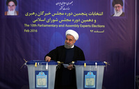 Iran threatens to 'vigorously' resume enrichment if US quits deal