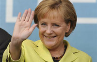 German state poll an election-year test for Merkel