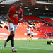 Martial treble boosts Man Utd's Euro bid