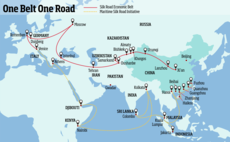 The frontiers set to cash in on China's $6trn 'Silk Road' initiative
