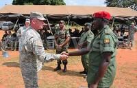 US army trains Uganda Military Police