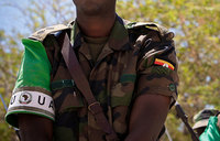 Uganda sends 2,745 troops to Somalia
