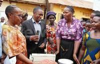 Rubaga women reap from govt bounty