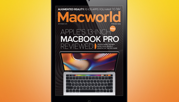 Macworld's September Digital Magazine: Apple's new 13-inch MacBook Pro reviewed