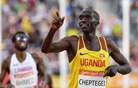 Cheptegei to run in worldwide virtual relay marathon