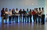 Pakasa winners visit Samsung in South Korea