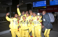 Last batch of Crested Cranes' players travels for COSAFA