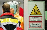 Ugandan doctor with Ebola named