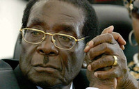 Zimbabwe re-names airport after Mugabe