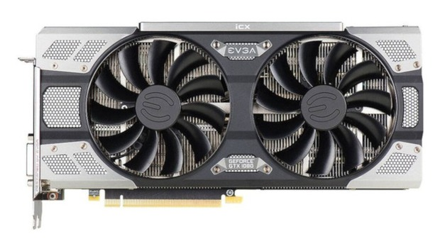 The EVGA GeForce GTX 1080 FTW2 with radical iCX cooling tech is $130 off at B&H