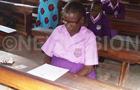 58-year-old mother of 9 sits for PLE