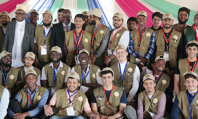Uganda hosts Islamic medical students from 15 countries