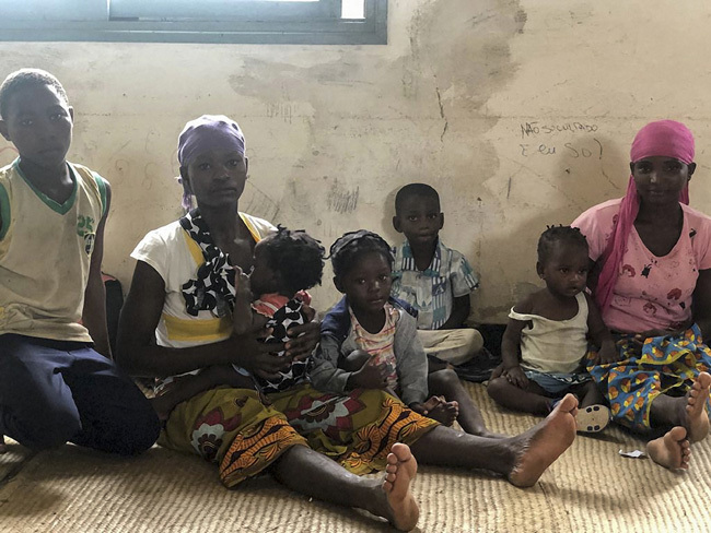 lready families like these ones have been displaced from aquete district of emba
