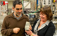 Fossil find points to life on Earth 3.7bn years ago