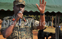 Gen. Muhoozi in secret meeting with Police commanders