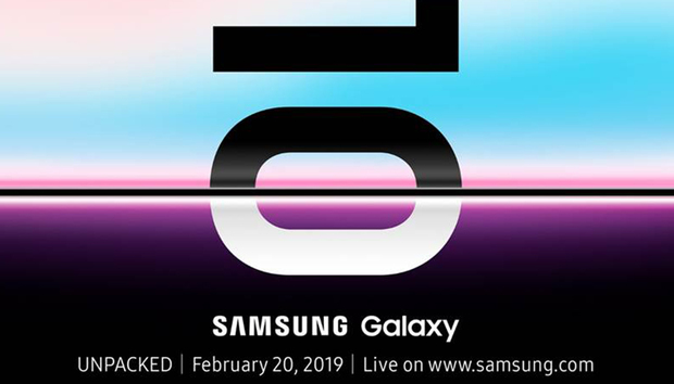 Samsung's Galaxy S10 will launch on Feb 20, and we only have one question: Will it fold?