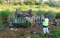 Six killed in Kiryandongo accident