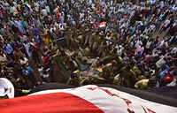 Sudan's disparate opposition comes together post Bashir