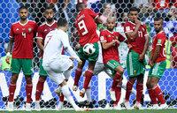 Portugal's Cristiano Ronaldo sinks Morocco at World Cup
