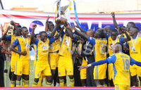 KCCA FC prepares for clubs victory parade