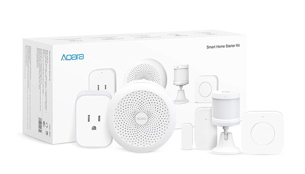 Aqara Smart Home Starter Kit review: This muddy smart home kit has a glimmer of promise