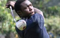 Uganda maintains lead at the East African Golf Challenge