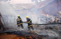 Fire destroys furniture workshop