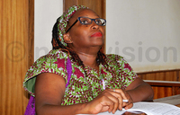 Prisons ordered to produce Stella Nyanzi in court