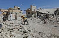 30,000 flee in Syria as UN fears century's 'worst' crisis