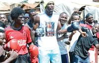 Kiwanuka and Mbikayi set for heavyweight contest