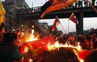 Seven Tibetans burn themselves in anti-Beijing protests