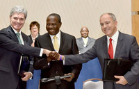 Museveni woos investors as German companies, Uganda sign pact