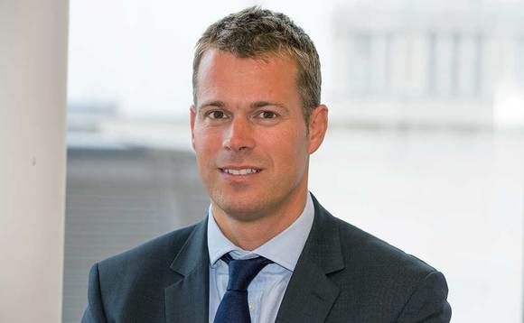 Mark Lacey of Schroders