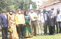NRM receives over 60 defectors from Opposition
