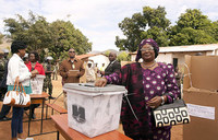 High court stops Malawi''s Banda from halting poll