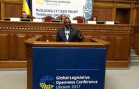 Build citizens' trust through openness -Oulanyah