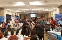 Diaspora urged to fight corruption