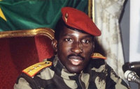 Demo demands justice for slain Burkina leader Sankara