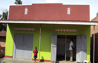 School dropout builds four rooms for rent with sh8m
