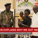 Museveni explains why we got medals