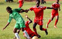 Kawempe beat Gaford at FUFA Women Elite League